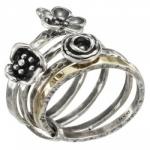 Кольцо Deno из серебра MVR1657G