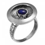 Кольцо Deno из серебра с лазуритом MVR1595LZ