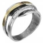 Кольцо Deno из серебра MVR1582GCZ