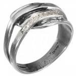 Кольцо Deno из серебра MVR1582CZ