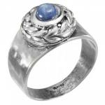Кольцо Deno из серебра с кианитом MVR1652KT
