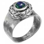 Кольцо Deno из серебра с лазуритом MVR1652LZ