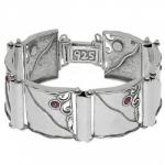 Браслет Deno из серебра 01B137GR
