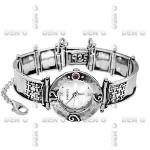 Часы из серебра Deno 01W040GR.