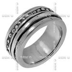 Кольцо из серебра Deno 01R647