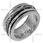 Кольцо из серебра Deno 01R659