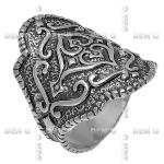 Кольцо из серебра Deno 01R1595