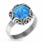 Серебряное кольцо Yaffo с опалом SAR465