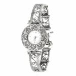 Часы из серебра Yaffo 01-SAW507