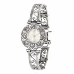 Часы из серебра Yaffo 01-SAW507R