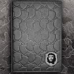 Кожаная обложка для паспорта Эрнесто Че Гевара