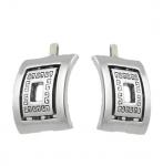 Серебряные серьги UN2239