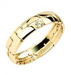 Кольцо золотое Ариадна 01К1310173