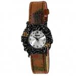 Часы из серебра Deno 01W702BRG