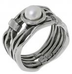 Кольцо из серебра Deno с жемчугом MVR1450PL