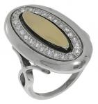 Кольцо из серебра Deno MVR1417GCZ