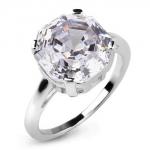 Серебряное кольцо Sandara Ice с фианитом LJR051