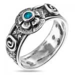 Серебряное кольцо Yaffo с опалом SAR892
