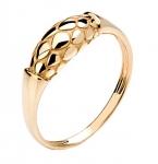 Кольцо золотое 01К0110170