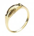 Кольцо золотое 01К0310171