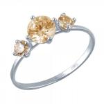 Кольцо золотое 01К2210855-2