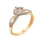 Кольцо золотое 01К2610857-2