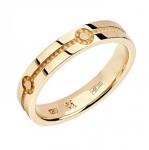 Обручальное кольцо 01О010330