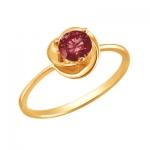 Кольцо из золота 01К2110955-9