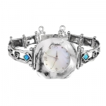 Часы из серебра Yaffo TZW455