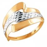 Кольцо золотое 01К7111943Р