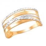 Кольцо золотое 01К7111947Р