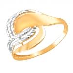 Кольцо золотое 01К7111948Р