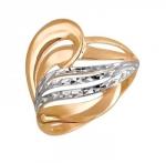 Кольцо золотое 01К718765Р