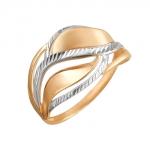 Кольцо золотое 01К7110392Р