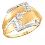 Кольцо золотое 01К1111879Р
