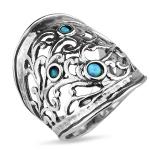 Серебряное кольцо Yaffo с опалом TZR386