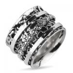 Серебряное кольцо Yaffo TZR449