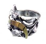 Серебряное кольцо Yaffo с фианитами SAR1195