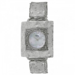 Часы из серебра Deno 01W710