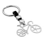 Серебряный брелок Casual Велосипед HH000024616