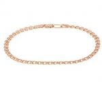 Золотой браслет плетения LOVE M0000183066
