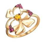 Золотое кольцо 01К2112017ЧР-1