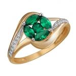 Золотое кольцо 01К2112052Р-2