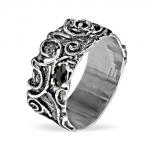 Серебряное кольцо Yaffo с фианитом SAR1312