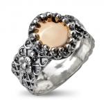 Серебряное кольцо Yaffo SAR787
