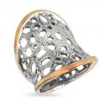 Серебряное кольцо Yaffo SAR503