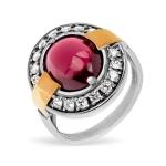 Серебряное кольцо Yaffo с гранатом SAR1328