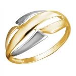 Кольцо из желтого золота 01К0312896Р