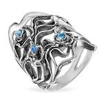 Серебряное кольцо Yaffo с опалом SAR1488