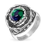 Серебряное кольцо Yaffo с лазуритом SAR1486